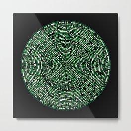 genome mosaic 10-1 Metal Print