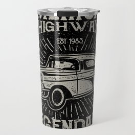 American Highway Star Travel Mug