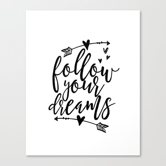 Follow Your Dreams Baby Room Decor Baby Boy Gift Follow Your Arrow