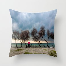 SEA LOVE Throw Pillow