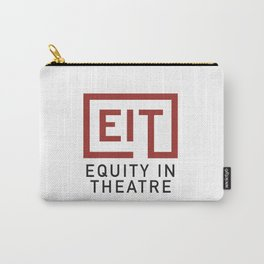 Equity in Theatre Carry-All Pouch