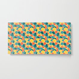 Smoosh Face Metal Print