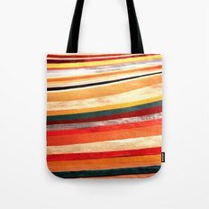 Slow Roll - Vivido Series Tote Bag