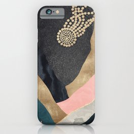 Cosmic Canyon Space Star iPhone Case