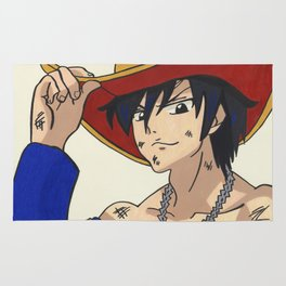 Gray Fullbuster- Fairy Tail Rug