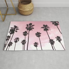Palms & Sunset Rug