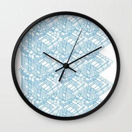 High Rise Wall Clock