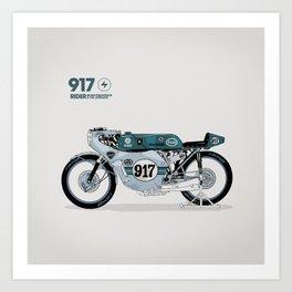 PRINT Nº007 Art Print