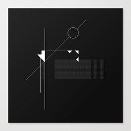 RIM UNREAL Canvas Print