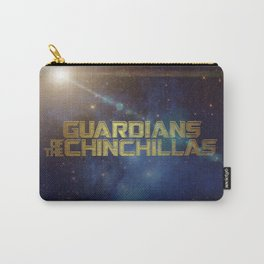 Guardians of the Chinchillas Carry-All Pouch