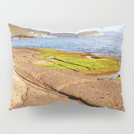 Rocky Coast of Sardinia in Summertime Pillow Sham