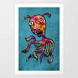 Mutant Art Print