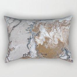 Bronzed Rectangular Pillow
