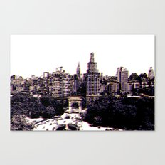 Funkytown - New York City Canvas Print