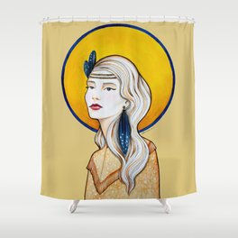 Amara Shower Curtain