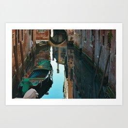 Venice6 Art Print