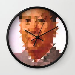 Mao D Wall Clock