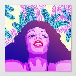 Divas - Donna Summer Canvas Print