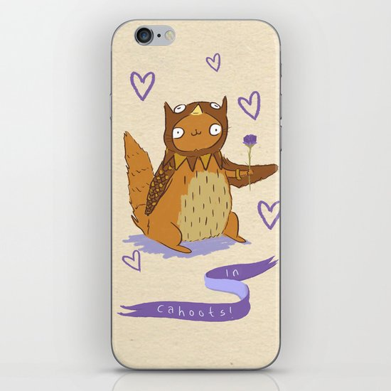 In Cahoots iPhone & iPod Skin