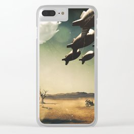 First Hope Clear iPhone Case