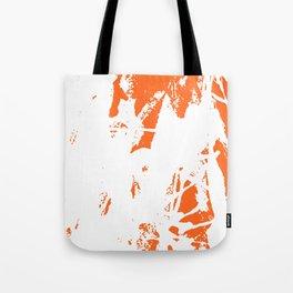 Orange Base Tote Bag