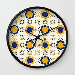 Lisboeta Tile Wall Clock