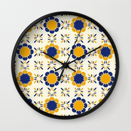 Lisboeta Tile Wall Clock
