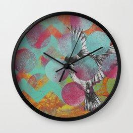 Birdo Wall Clock