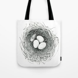 Nest 2 Tote Bag