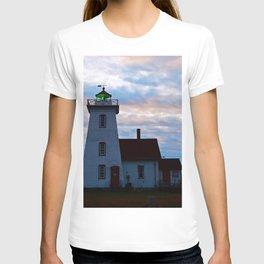 Green Beacon Lighthouse T-shirt