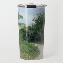 What's Around the Bend? Travel Mug