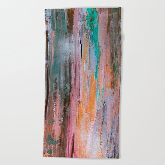 Abstract 1.5 Beach Towel