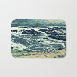 Coast of Australia Bath Mat