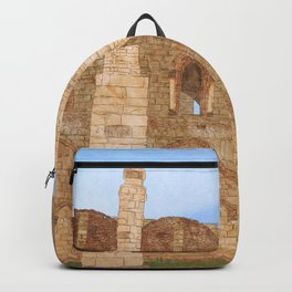 Holyrood Abbey Backpack