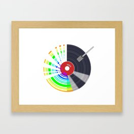 2099 Framed Art Print
