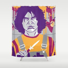THE WARRIORS :: THE PUNKS Shower Curtain