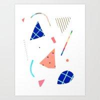 Little Bit Art Print