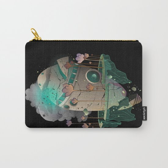 The death of the Ancient Carry-All Pouch