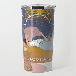 Cosy Winter Nights Travel Mug