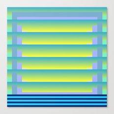 Gradient Fades v.3 Canvas Print