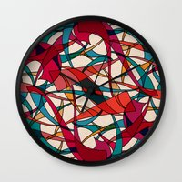 dance Wall Clocks featuring - dance - by Magdalla Del Fresto