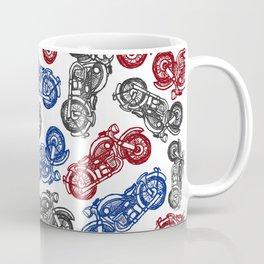 Motorbike Mayhem Coffee Mug