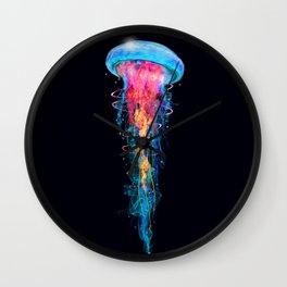 Super Jellyfish Wall Clock