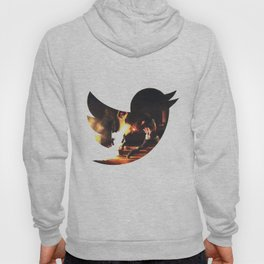 The Revolution will be Tweeted Hoody
