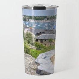 Falmouth Pasty Travel Mug