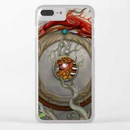 Valen'cya's Horde Clear iPhone Case