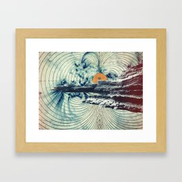 Calculus Framed Art Print