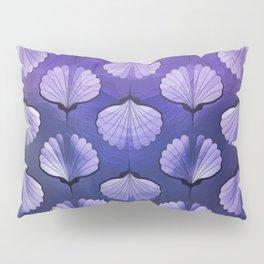 Blue sea geometric pattern Pillow Sham