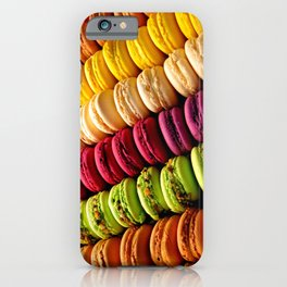 Macarons! (1) iPhone Case