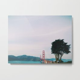 Golden Gate, San Francisco Metal Print